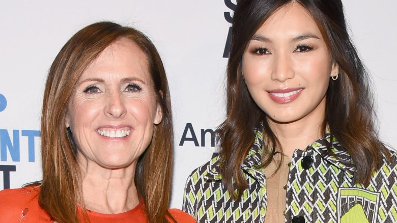Gemma Chan and Molly Shannon