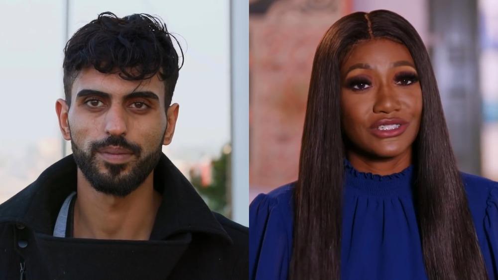Yazan Abu Hurira and Brittany Banks