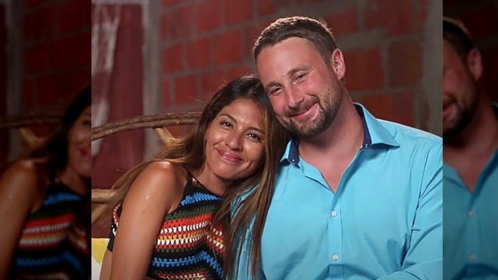 Evelin Villegas and Corey Rathgeber