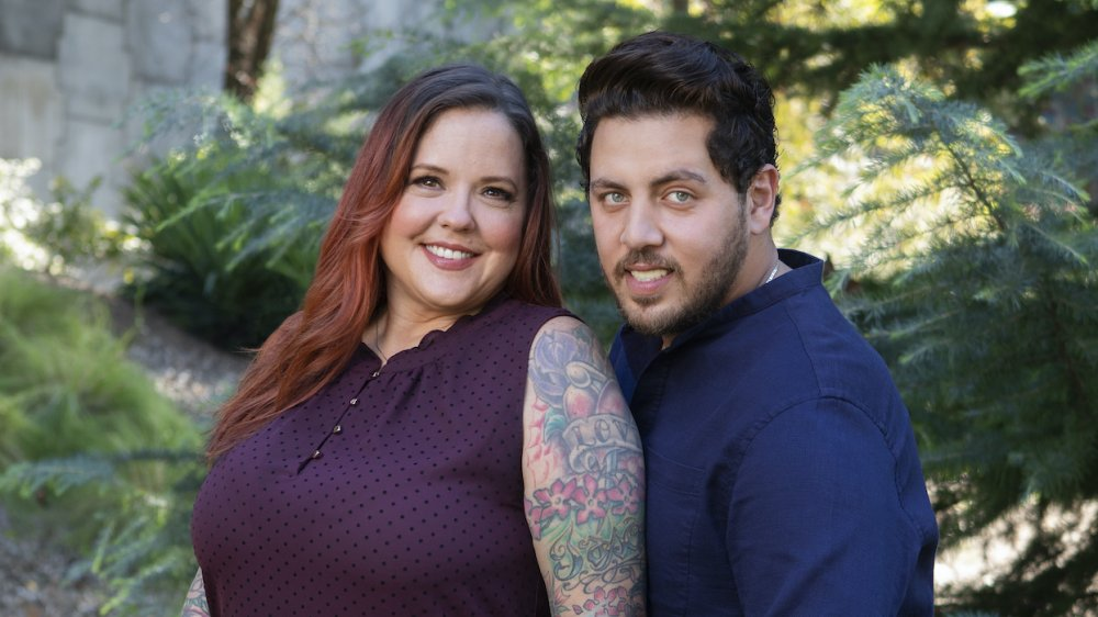 90 Day Fiance's Rebecca and Zied