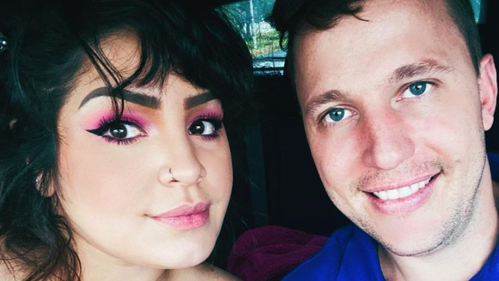 Tiffany Franco and Ronald Smith, 90 Day: The Other Way Instagram