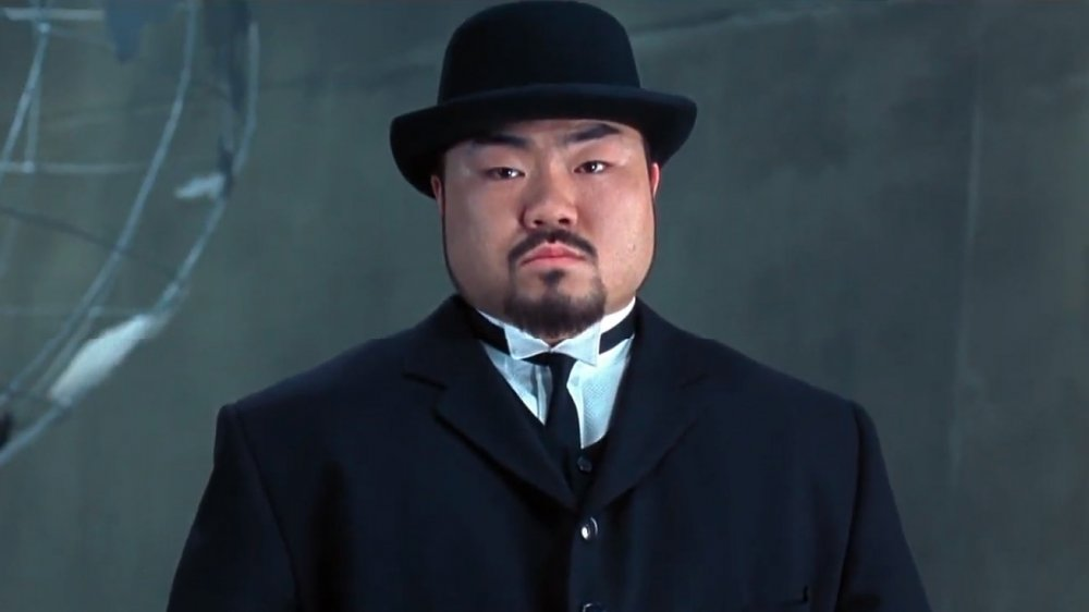Joe Son in Austin Powers: International Man of Mystery