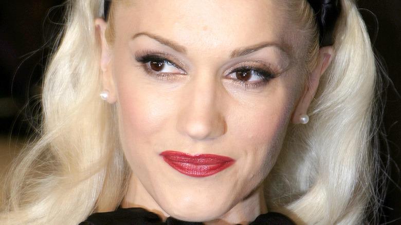 Gwen Stefani at a premiere