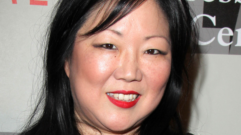 Margaret Cho smiling