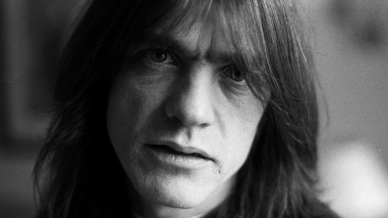 Malcolm Young Headshot