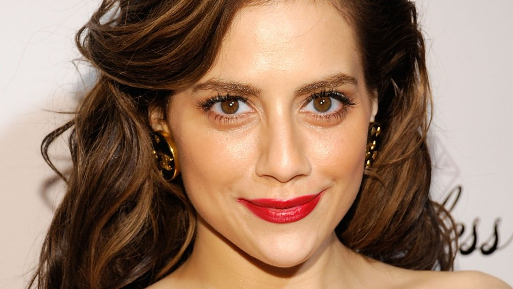 Brittany Murphy at the premiere of Across The Hall