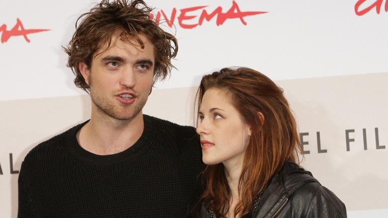 Twilight co-stars Robert Pattinson and Kristen Stewart