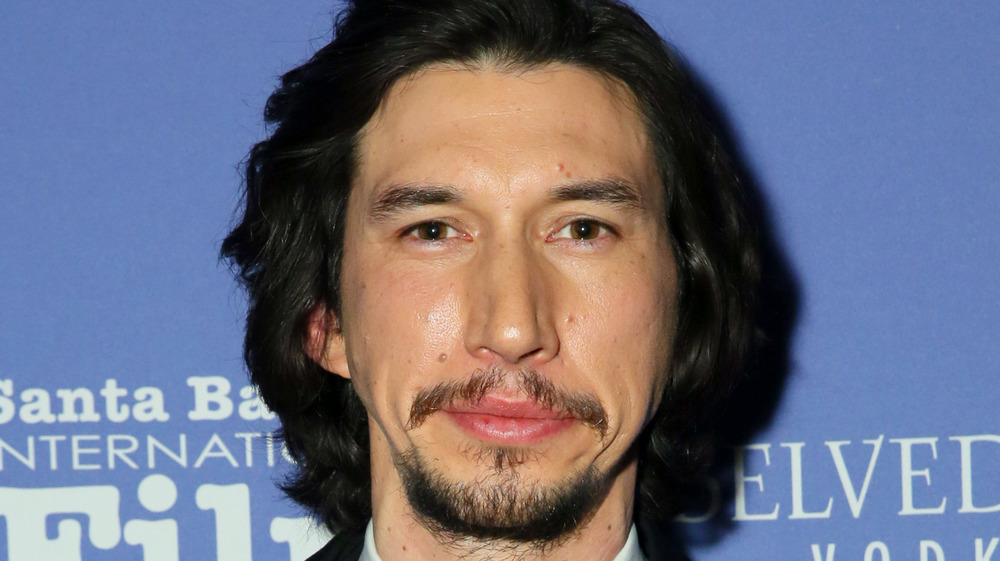 Adam Driver at the Oustanding Performers of the Year award show Jan 2020