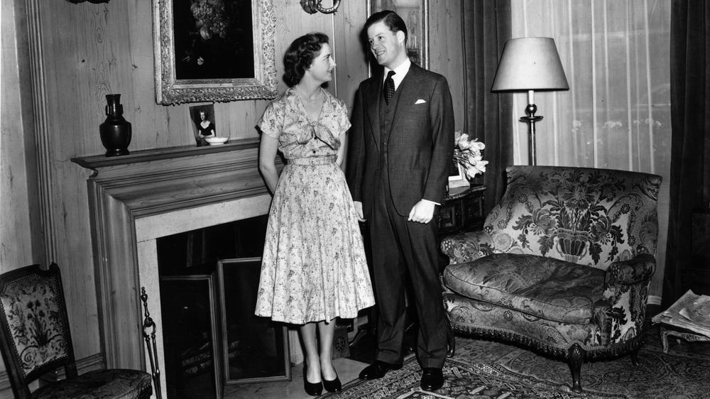 Princess Diana's parents