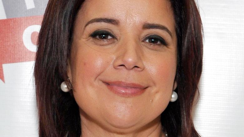 Ana Navarro smiling