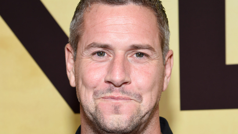 Ant Anstead, smiling, shaven face