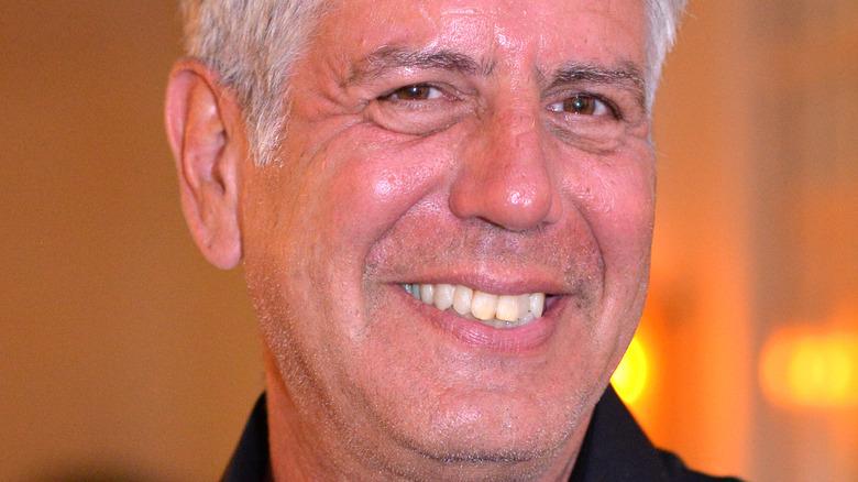 Anthony Bourdain, Miami, 2014
