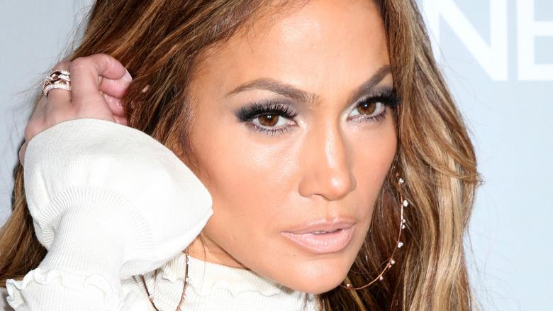 Jennifer Lopez glam