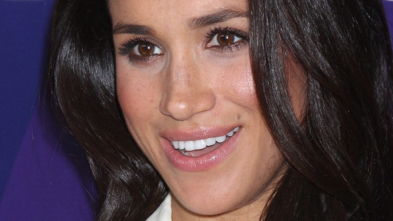 Meghan Markle laughing