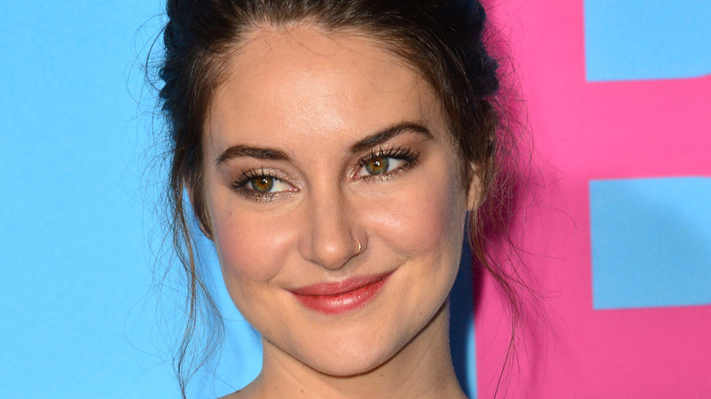 """Shailene Woodley at the premiere for HBO's """"Big Little Lies"""""""