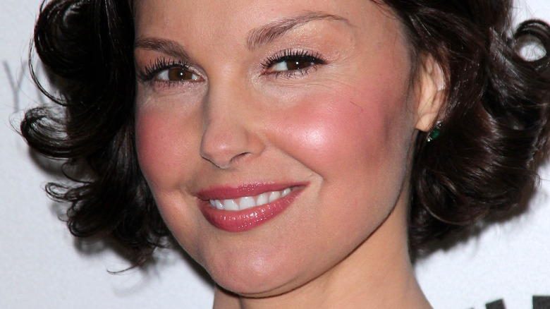 Ashley Judd smiling 2012