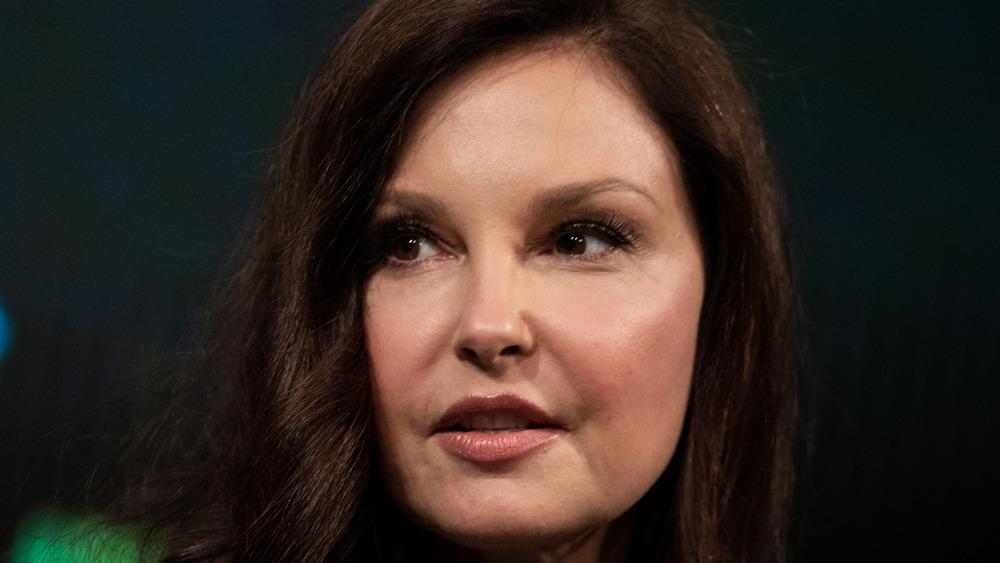 Ashley Judd at the 2017 Summer Television Critics Association Press Tour on July 25, 2017