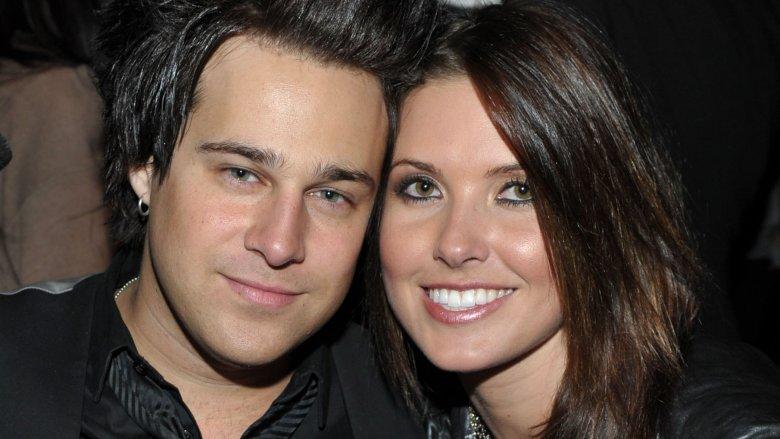 Audrina Patridge and Ryan Cabrera
