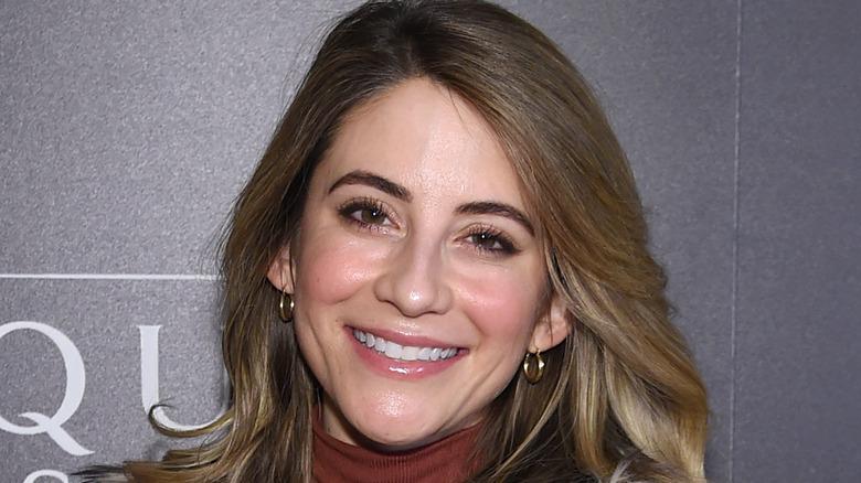 Ashley Spivey smiling for photo