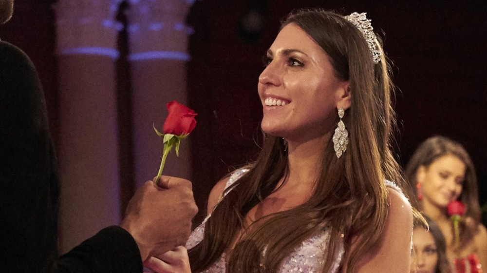 VICTORIA on The Bachelor Jan 5, 2021