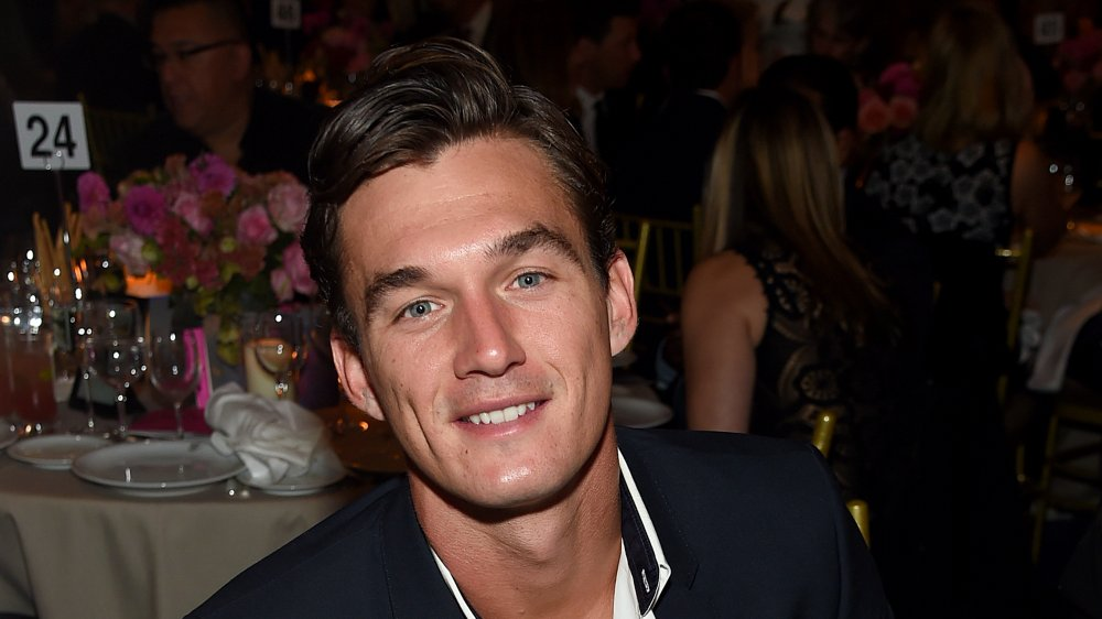 Tyler Cameron from The Bachelorette