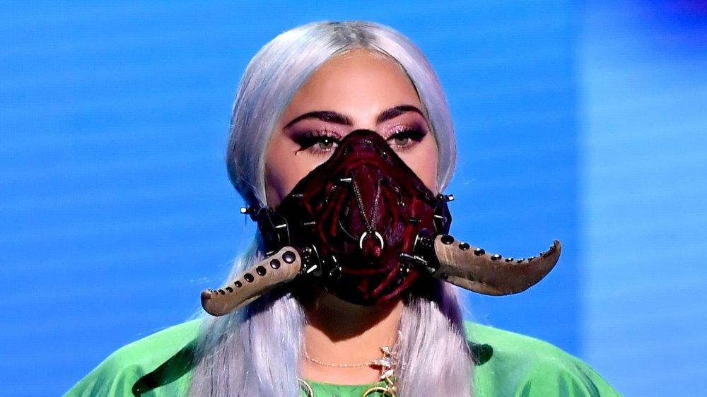 Lady Gaga at the MTV VMAs
