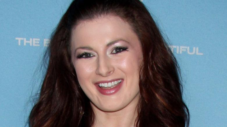 Rachel Reilly smiling