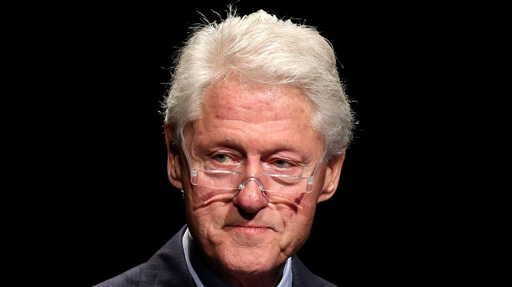 Bill Clinton at the 20th Annual AIDS Conference