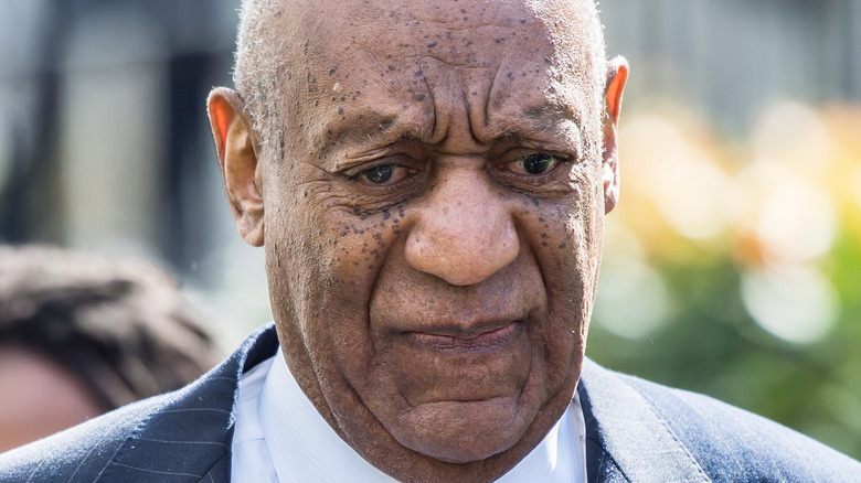 Bill Cosby at an event