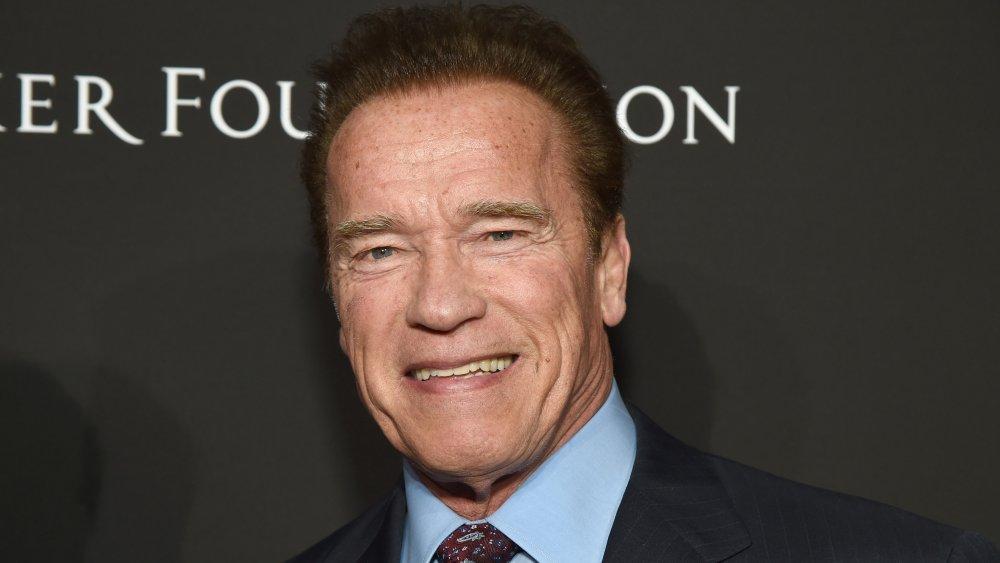 Camila Cabello and Arnold Schwarzenegger
