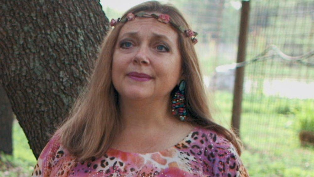 Carole Baskin of 'Tiger King'