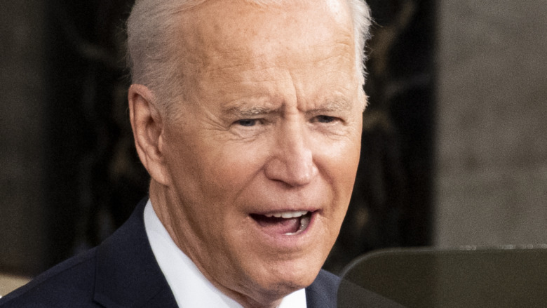 President Joe Biden, Congressional address