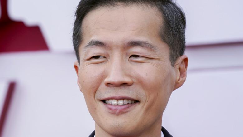 Lee Isaac Chung smiling