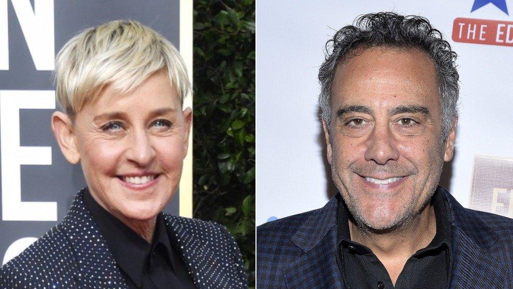 Ellen DeGeneres; Brad Garrett