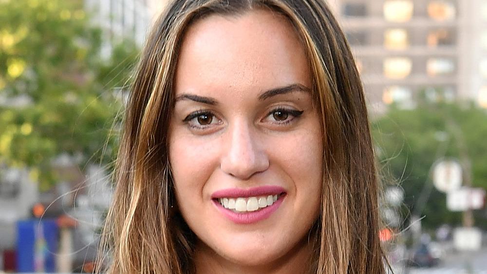 Hannah Berner smiling