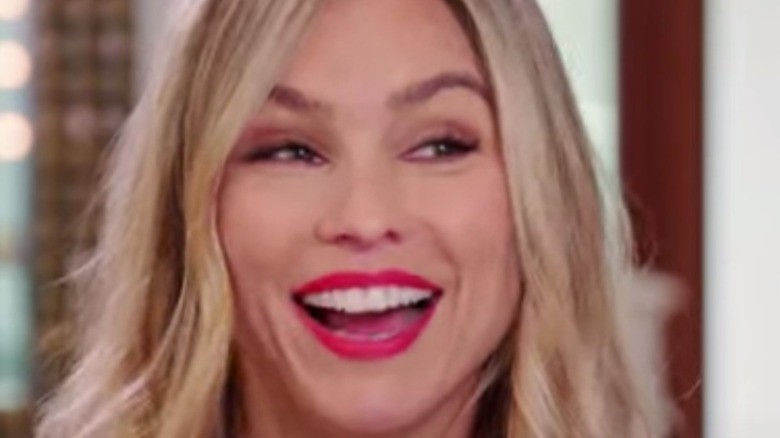 Mary Welch Fox Stasik smiles in HGTV promo