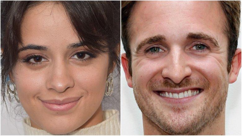 Camila Cabello and Matthew Hussey
