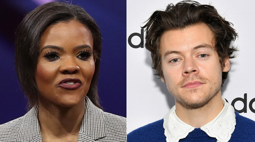 Candace Owens, Harry Styles