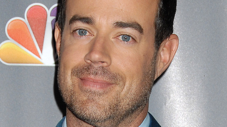 Carson Daly at event