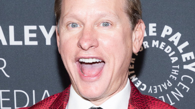 Carson Kressley with wide smile at the 2019 Paley LGBTQ gala