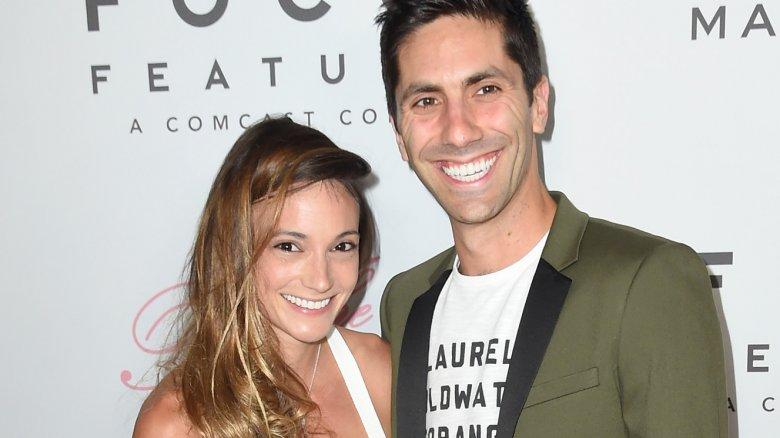 Nev Schulman and Laura Perlongo