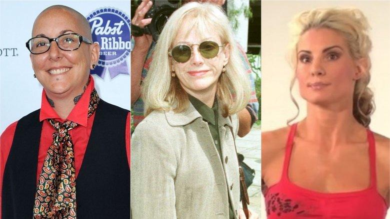 Beverly McClellan, Sondra Locke, Mandy Blank