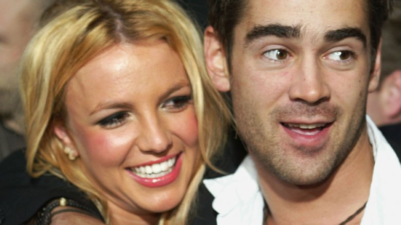 Britney Spears and Colin Farrell