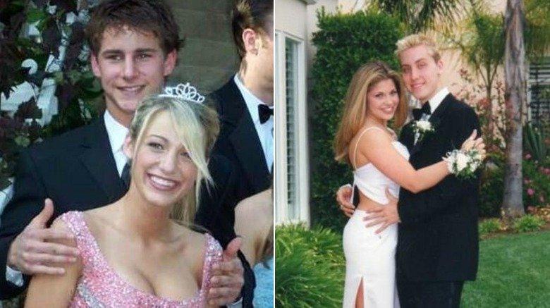 celebrity prom dates