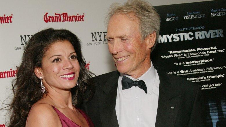 Dina Ruiz, Clint Eastwood