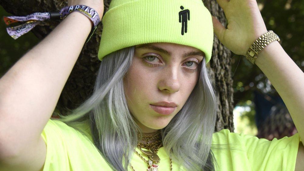 Billie Eilish at Lollapalooza 2018