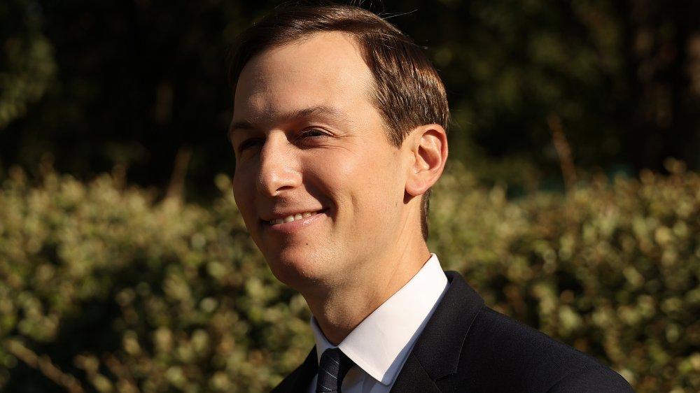 Jared Kushner at the White House West Wing
