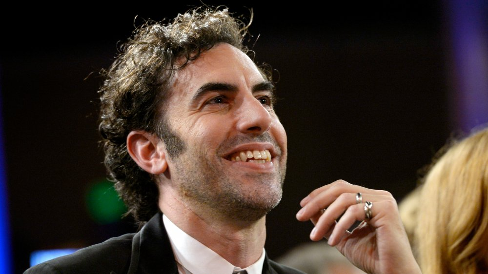 Sacha Baron Cohen at the 2013 BAFTA LA Jaguar Britannia Awards