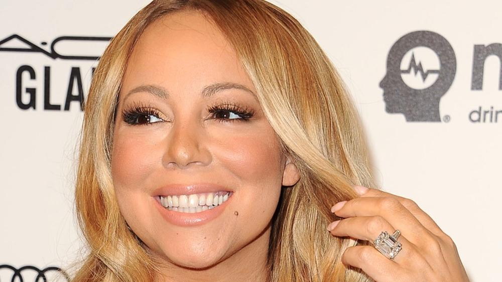 Mariah Carey at an event