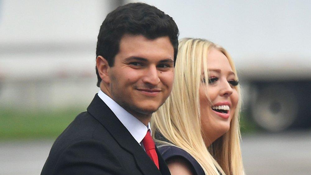 Michael Boulos, Tiffany Trump